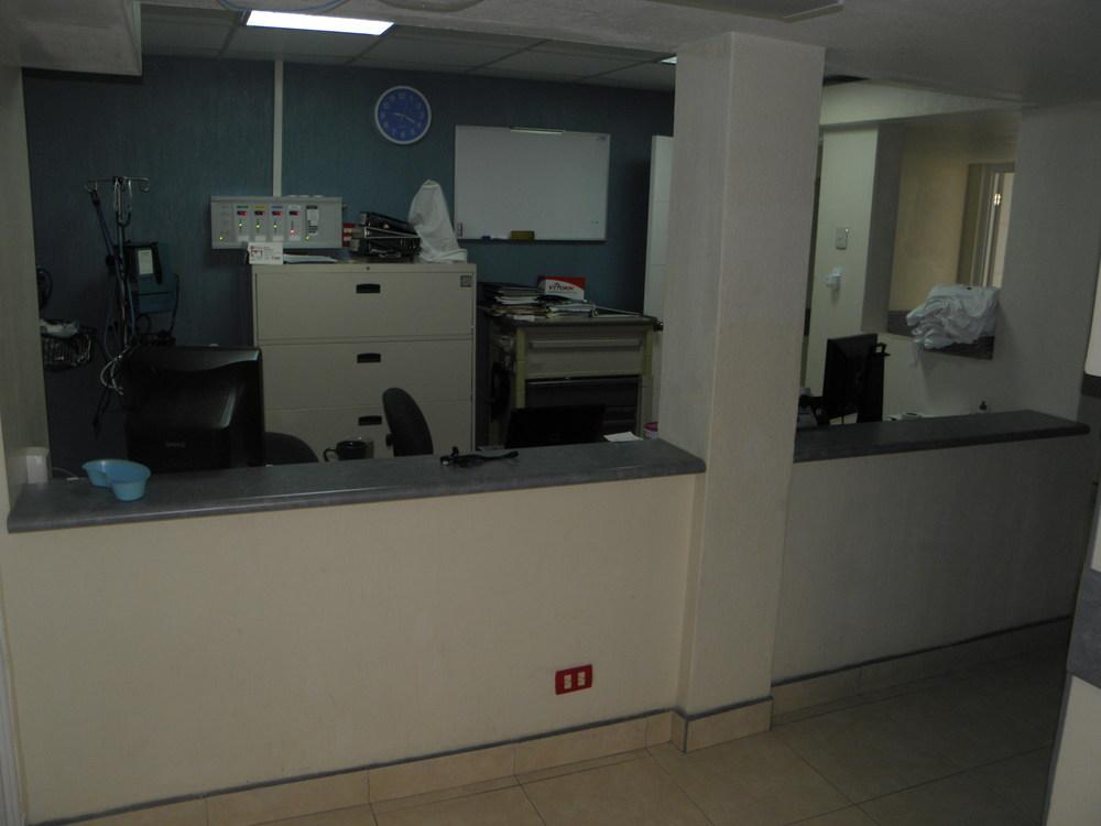 Nurses' Station