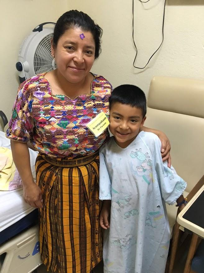 Guatemala 2016, Abilio, ___ yo, ______, with mama Maria.JPG