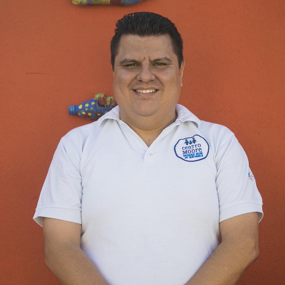 Pedro - Executive Director