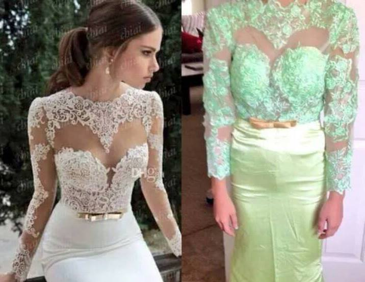 Why to NEVER buy prom dresses online // Seneca's Bridal — Blog