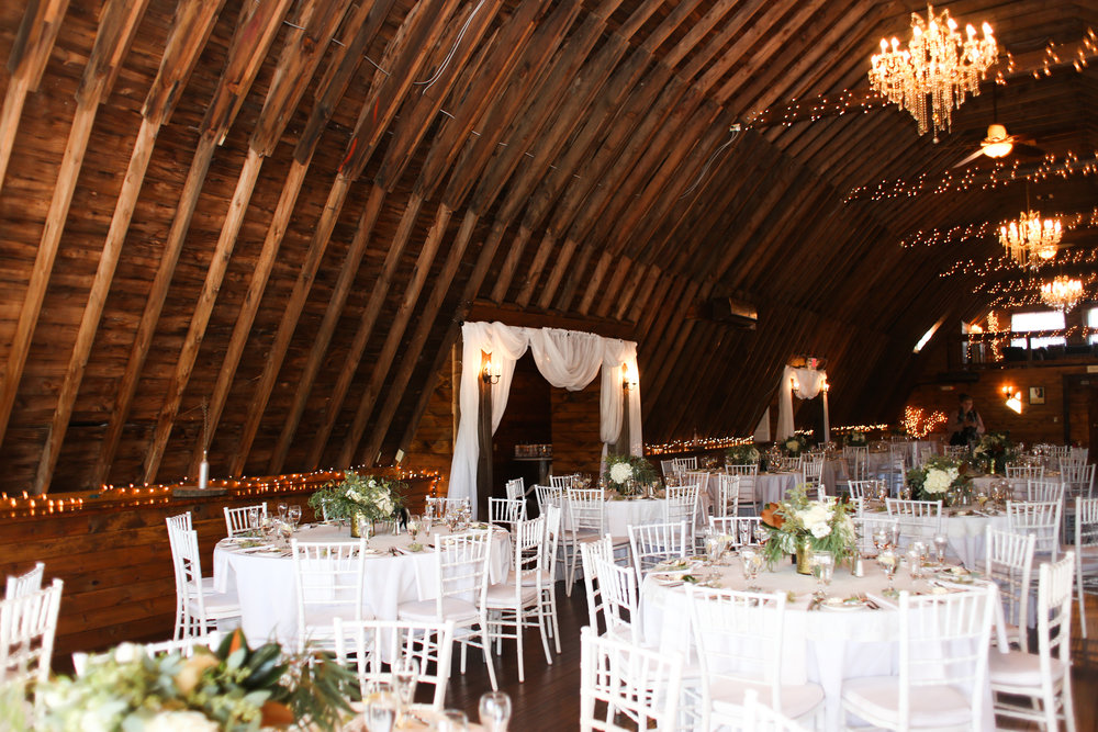 Barn At Glistening Pond Pa Wedding Venue
