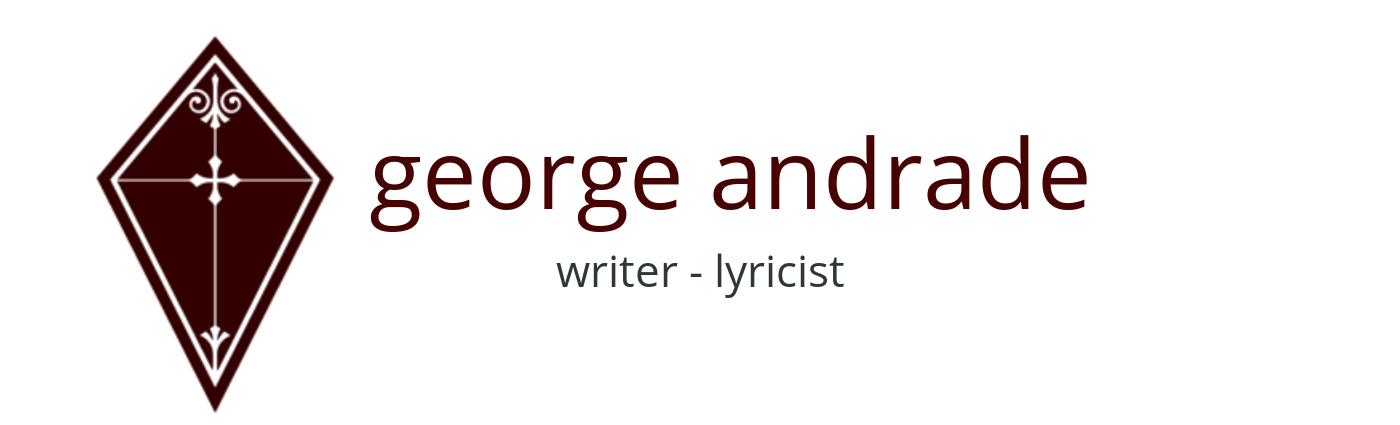george andrade writer-lyricist