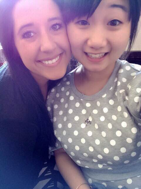 Cayla and Haley