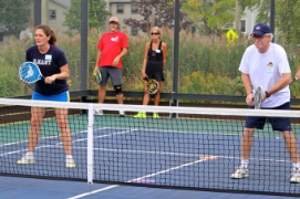 COMO Racquet Pros Lessons & Clinics
