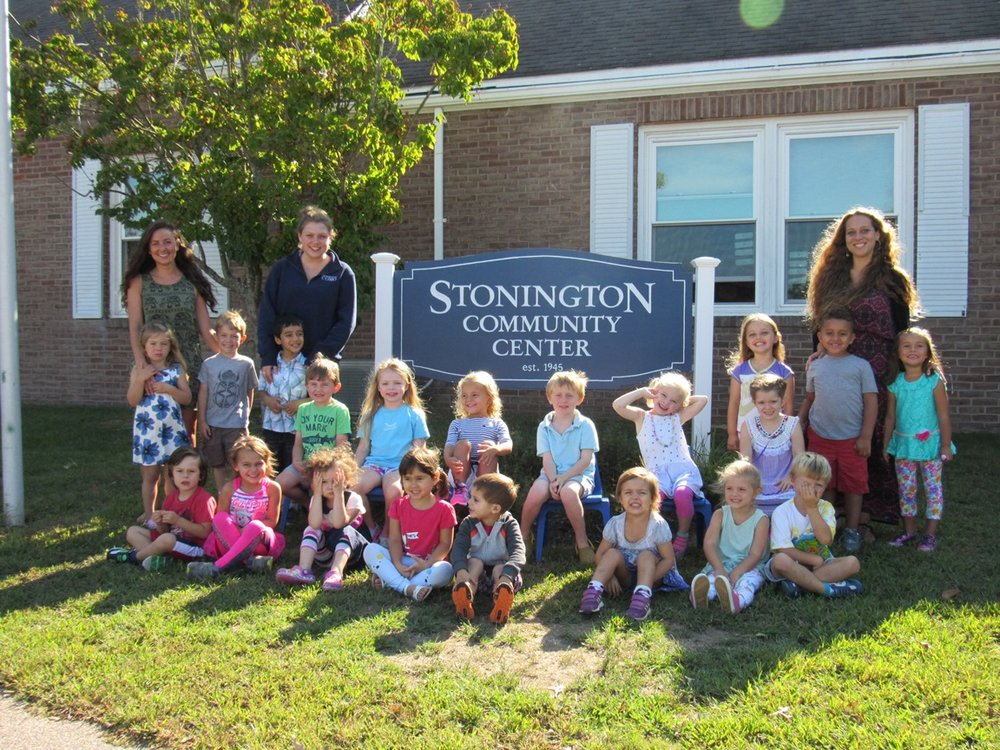 Stonington Community Center undertaking three major projects this spring