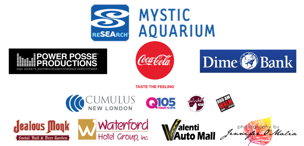 2017 Stars over Stonington Sponsor Logos