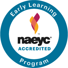 The COMO's Preschool has received NAEYC accreditation