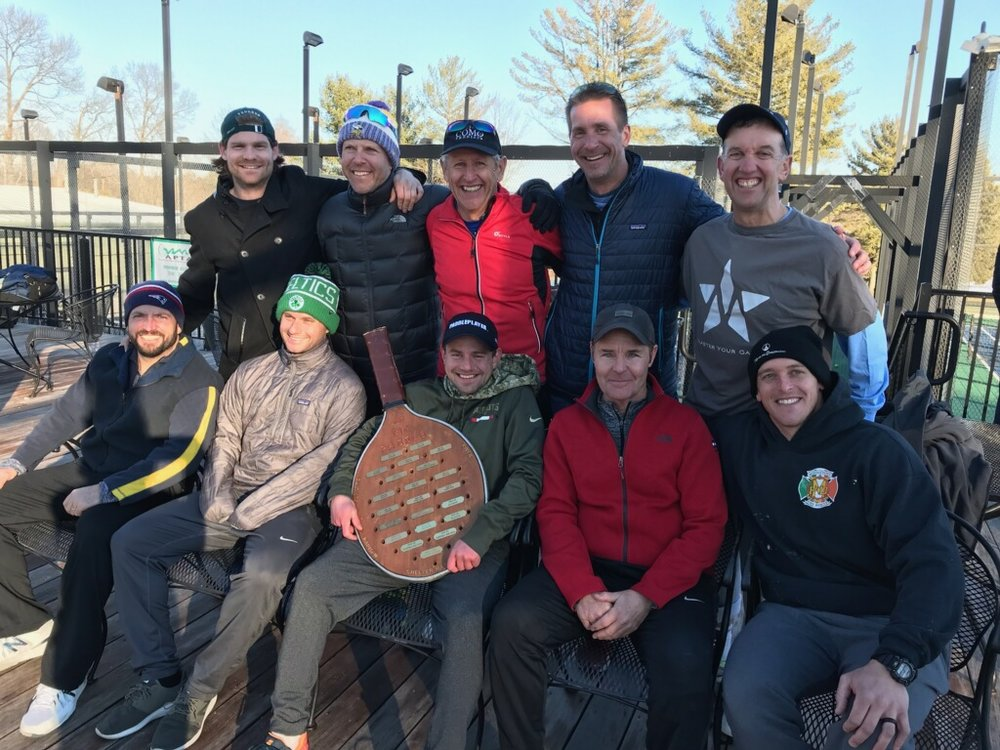 Stonington COMO Best at 40th Big Paddle