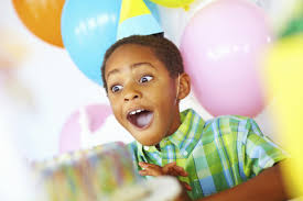 Birthdays - $25 - Remember the joy of birthdays as a kid? Give a child that experience of sheer delight as they celebrate their birthday! A gift of $25 provides a birthday party and small gift for 5 children.