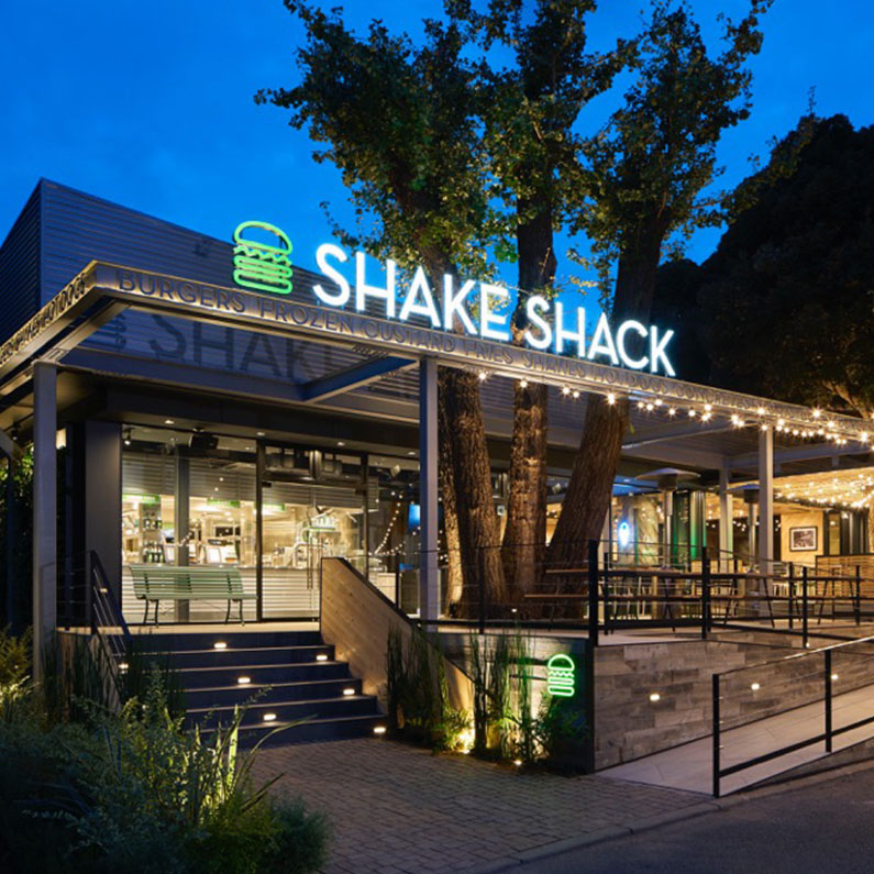 SHAKE SHACK RETAIL: INTL