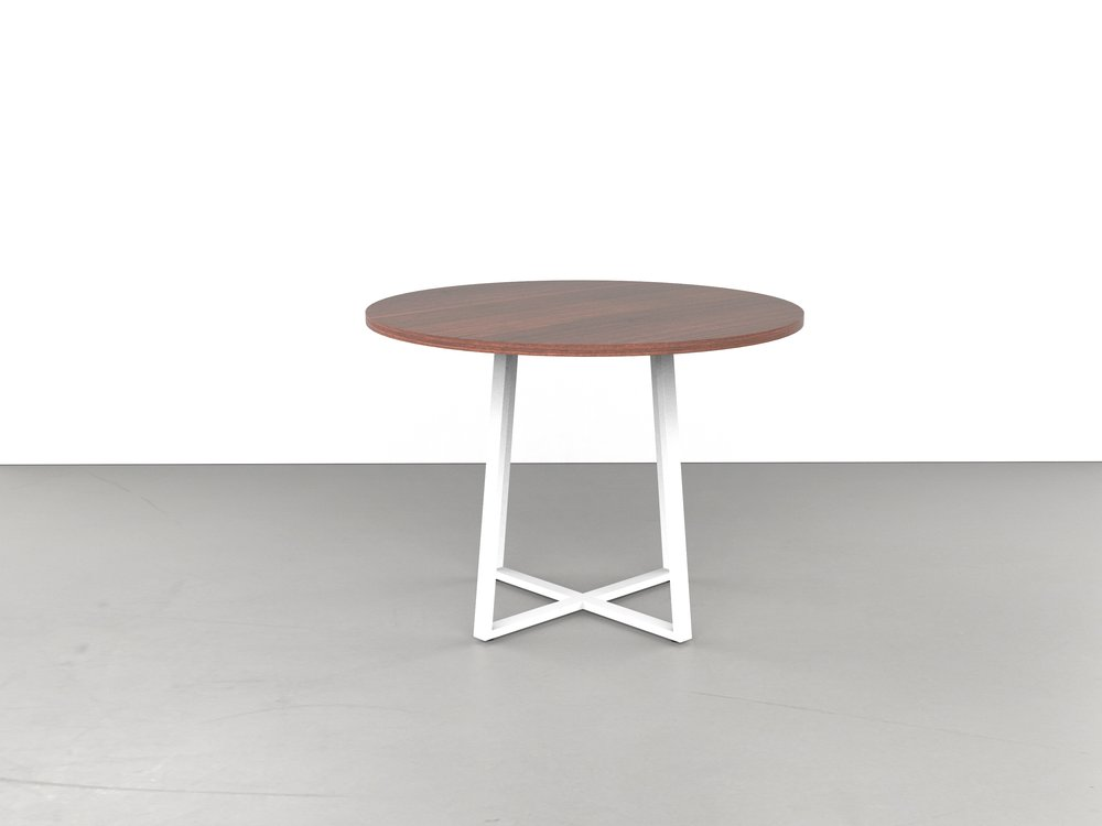 ROUND BREAKOUT TABLE