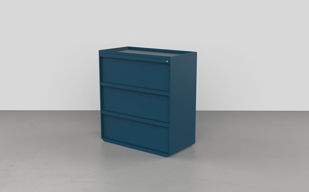 STORAGE CABINET - 3 DRAWER