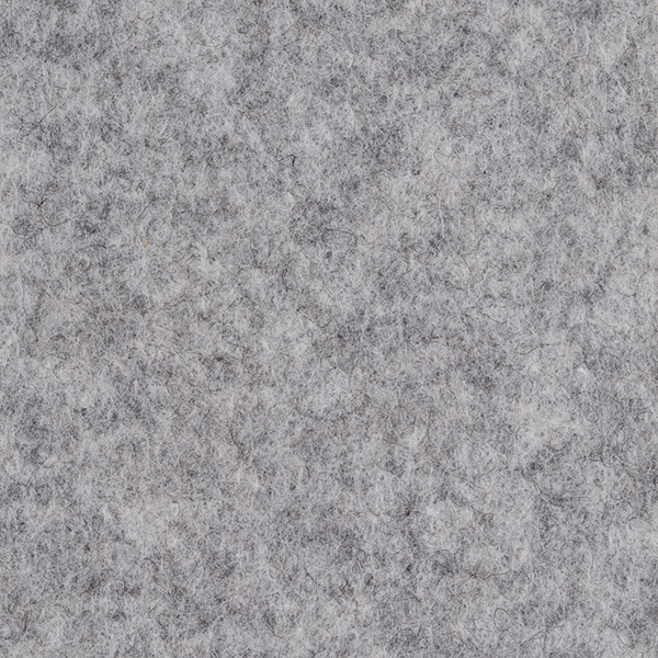 LIGHT GREY FELT