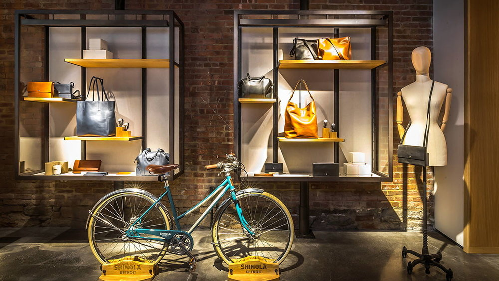 SHINOLA: BROOKLYN