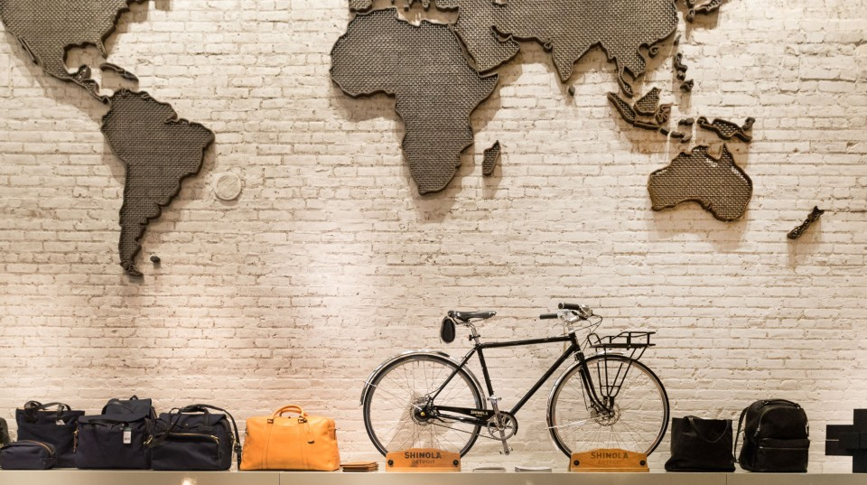 SHINOLA: TRIBECA