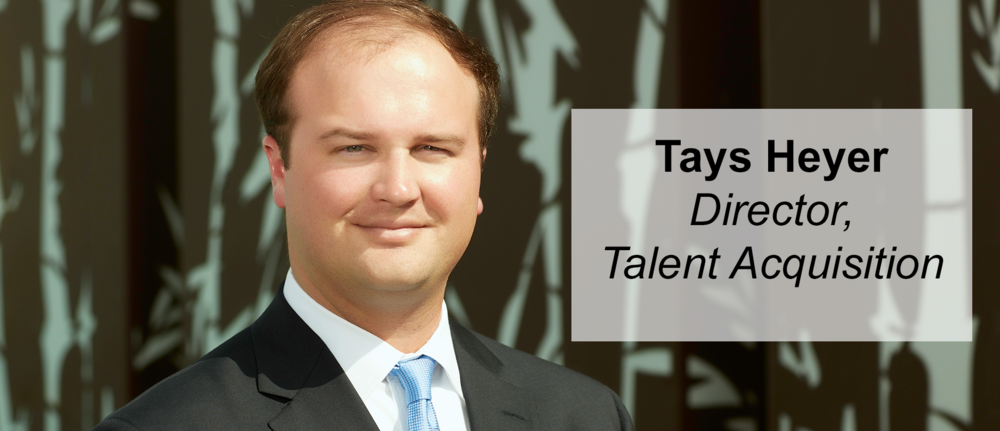 Tays Heyer - Director, Talent Acquisition