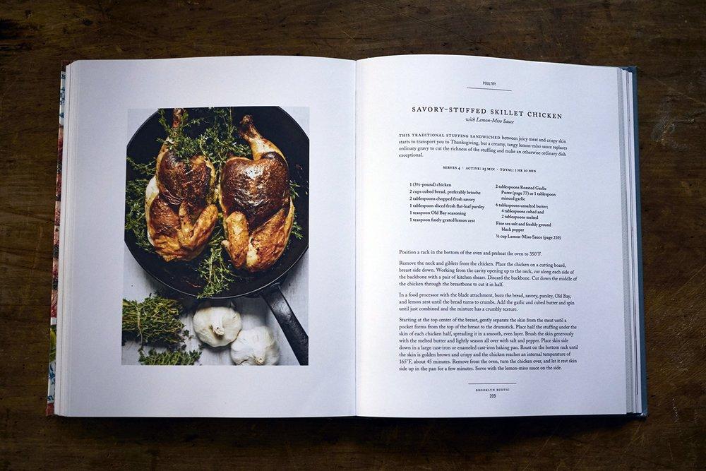 Brooklyn Rustic - Skillet Chicken.jpg