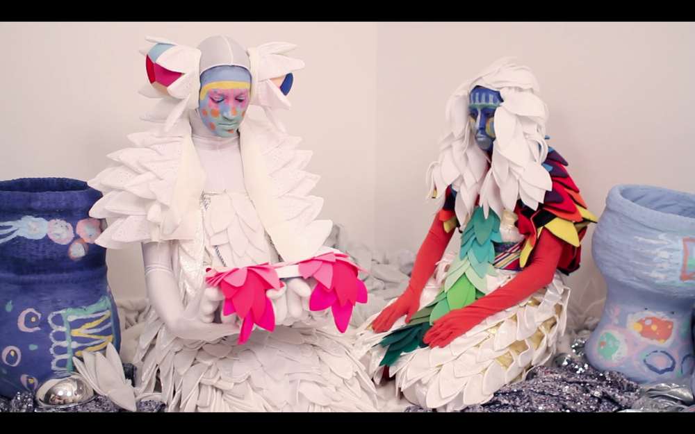 Utopia Conjuring Therapy  Video still 2012