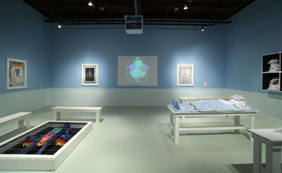 Institute of Empathy: Science Room  Installation 26' x 31' x 15' 2011