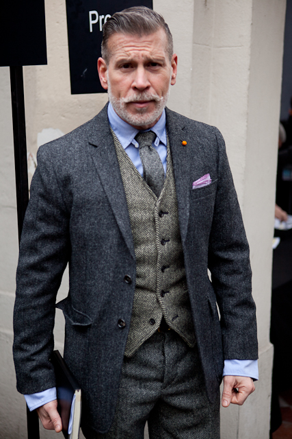 Mr. Nickelson Wooster's 'Casual Every Day of the Week'