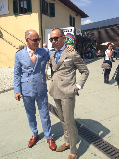 Pitti DB suits