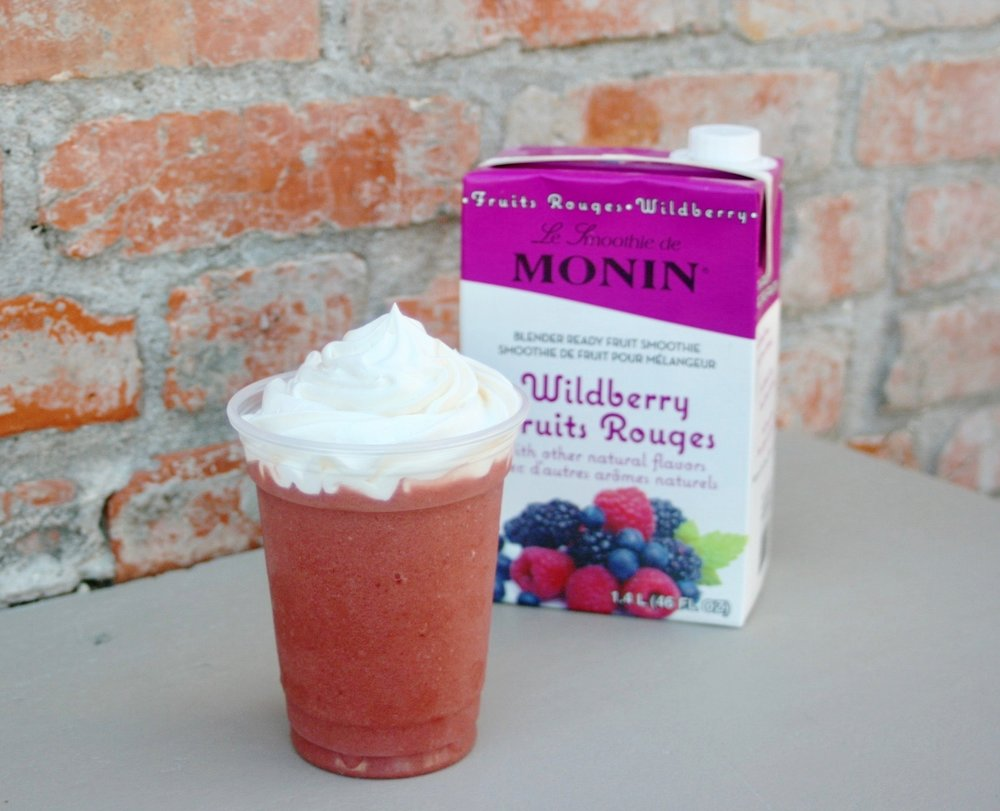 Wild Berry Smoothie