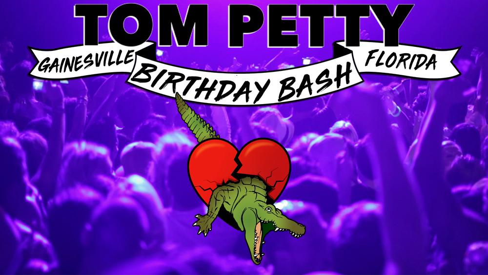 Tom Petty Birthday Bash 18