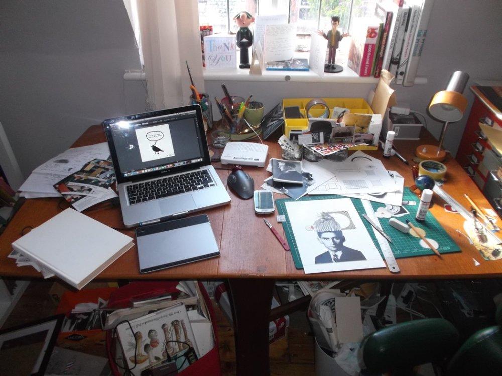 1. Desk