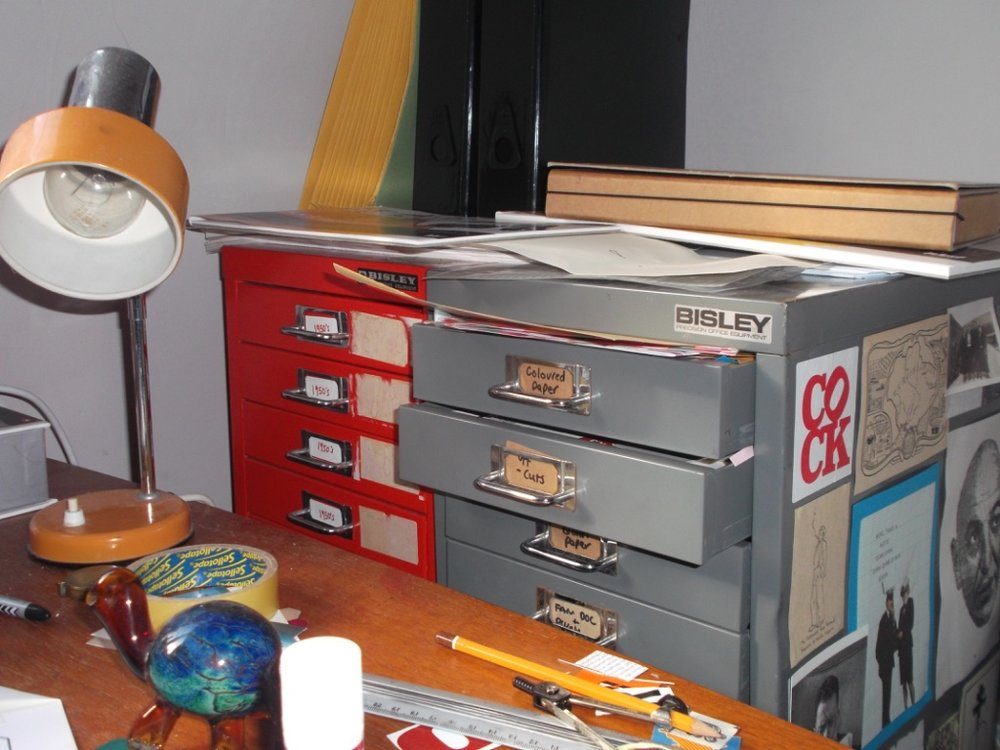 3. Filing Cabinets
