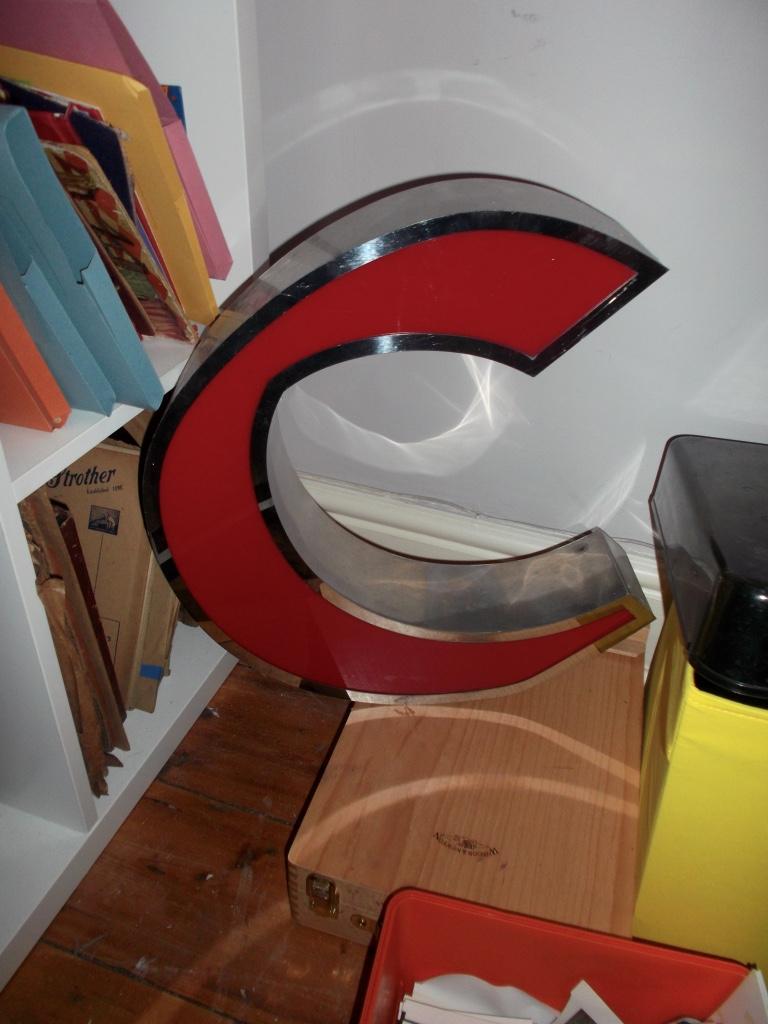 5. Giant 'C'