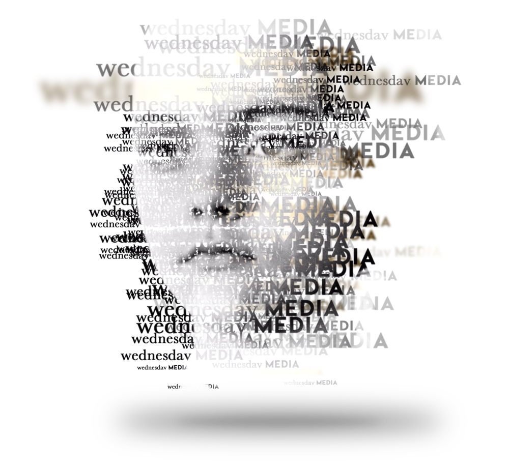 Wednesday Media Addams Text Portrait 01.png