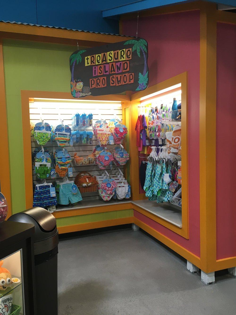 Treasure Island Pro Shop
