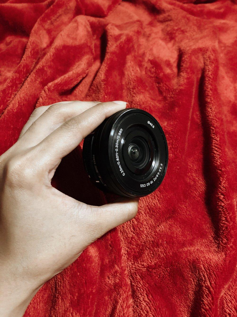 KIT LENS(16-50mm)