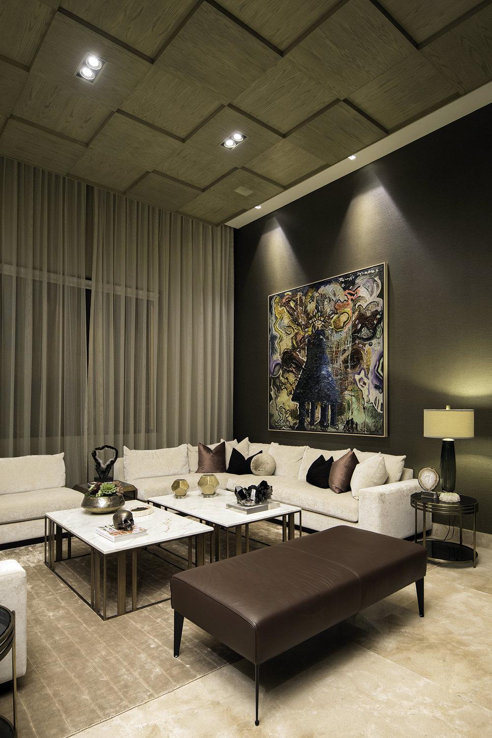 VOA Arquitectos- Casa Alanza sala 2
