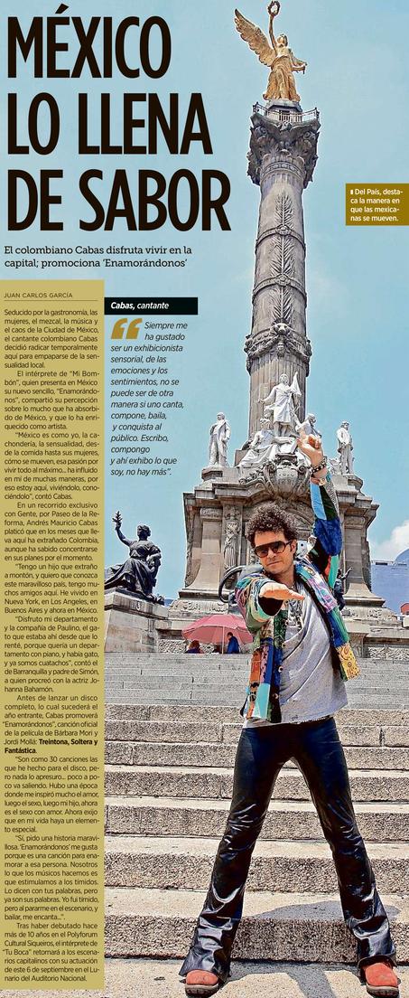 Reforma  / 15 de agosto de 2016