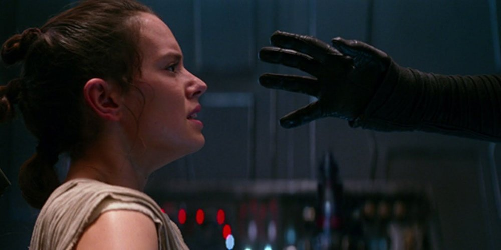 Rey vs. the Dark Glove