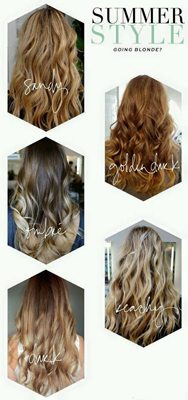 summer hair trends what's in for summer hair styles