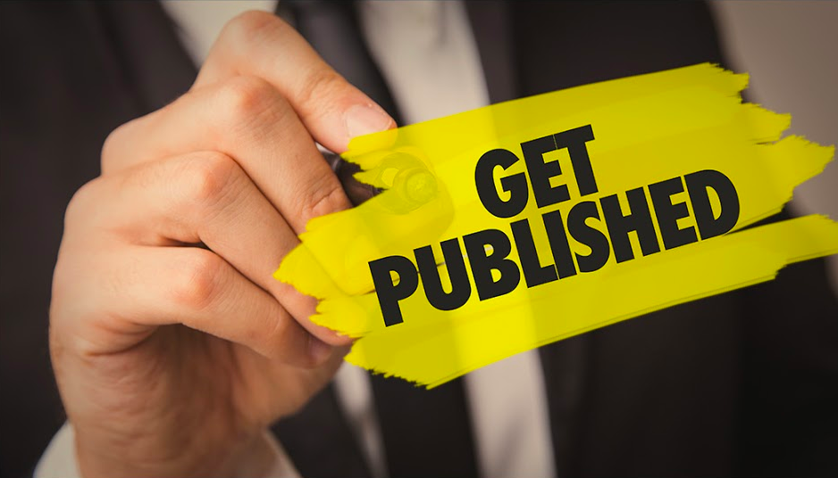 The  Get Published Podcast , October 31, 2018 (available on iTunes).