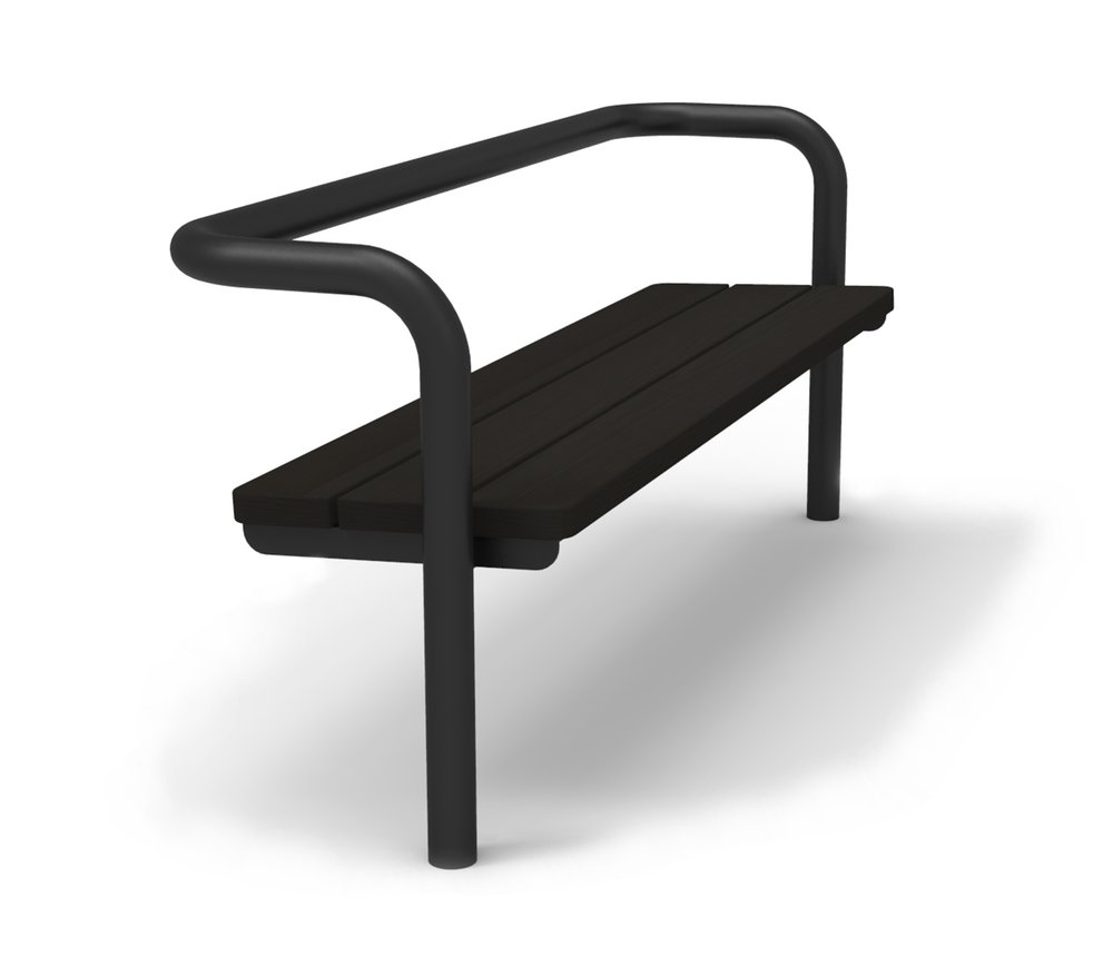 2016 - BREAK, outdoor bench / Formenta