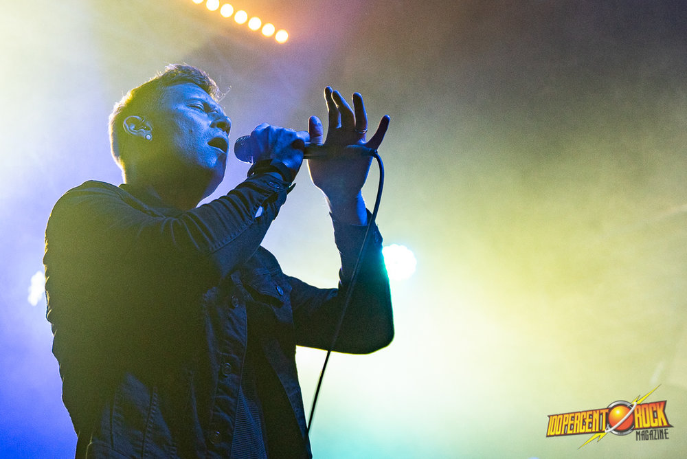 Tesseract + Circles + Chaos Divine,Capitol Theatre, Perth 11-9-2018 - Gallery + Review