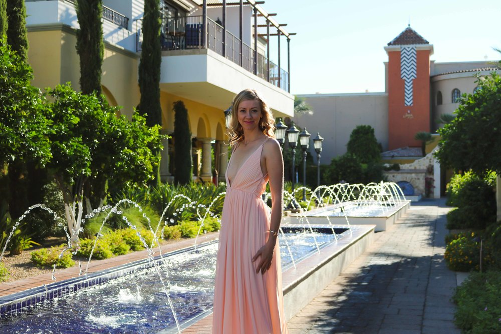 Misguided-Pink-Maxi-Dress