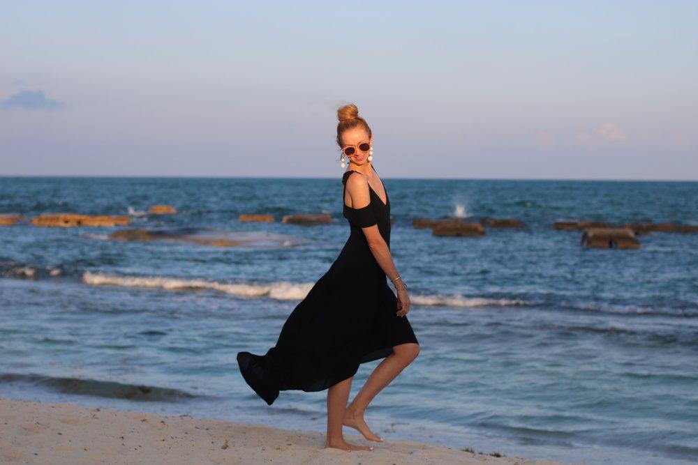 express-hi-low-black-dress-beach.jpg