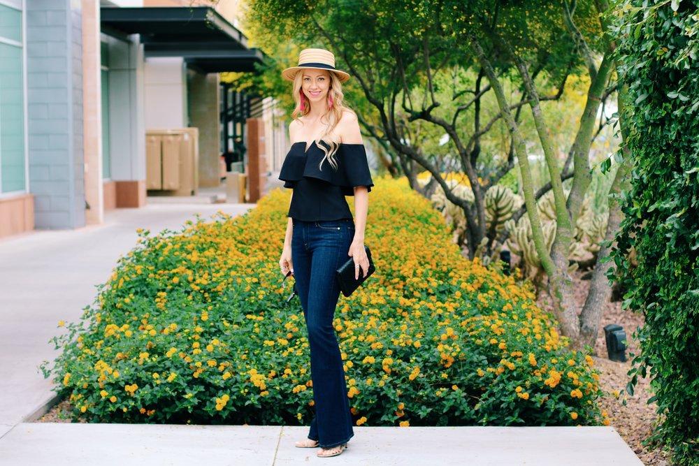 Leith-top-Nordstrom-frame-flare-jeans-boater-hat-5.jpg