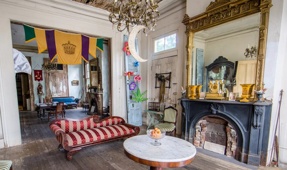 Curbed House Calls: Inside a Lovingly Restored Treme Townhouse That's Made for TV