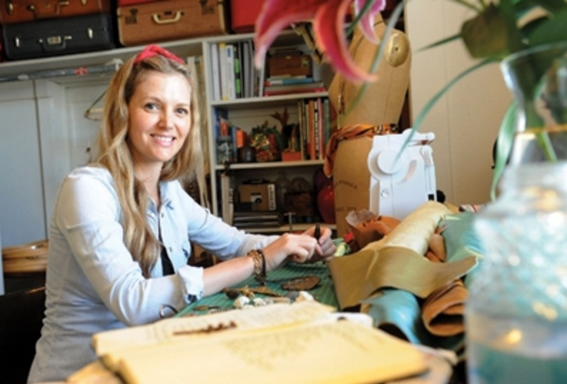 New Orleans Homes + Lifestyles: Sarah Killen of St. Claude Jewelry