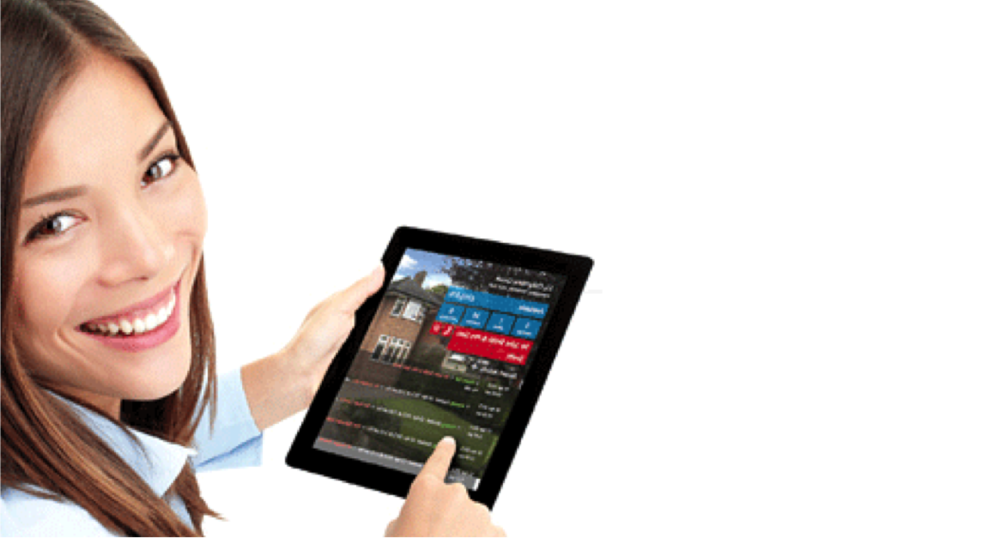 WITH THE BEST ESTATE AGENCY SOFTWARE IN THE INDUSTRY, YOUR BUSINESS GOES WHERE YOU GO.