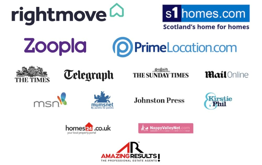 WITH THE UK'S TOP PROPERTY PORTALS YOU'LL GET NOTICED. WITH SPECTACULAR WEB TECHNOLOGY YOU CAN REACH OVER 17 MILLION BUYERS EVERY SINGLE MONTH.