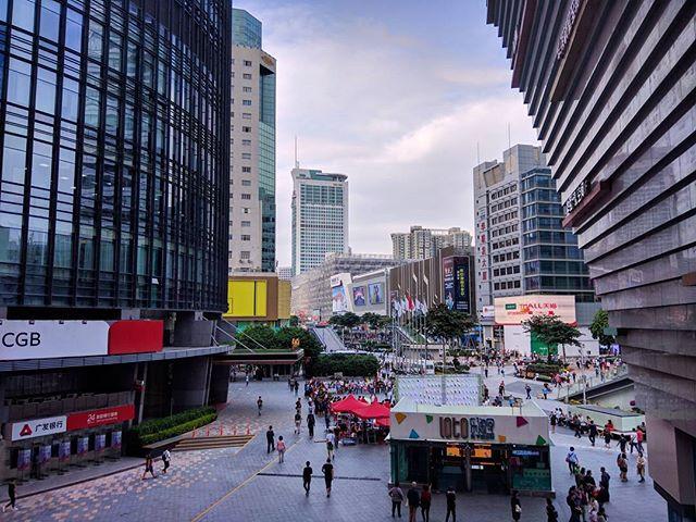 Electronics Mecca. _________ #shenzhen #guangdong #china #urbanphotography #cityscape