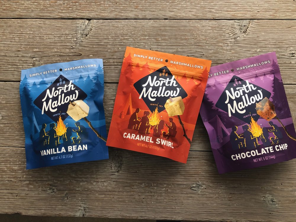 North Mallow Pouches