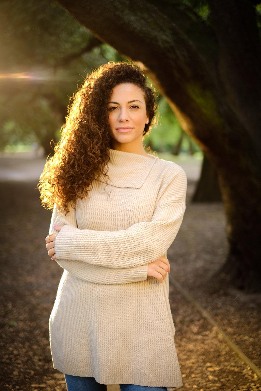 Alexia Kazolides, Founder.